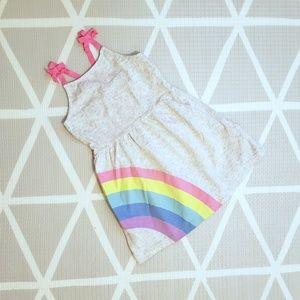 Carter's Rainbow Dress